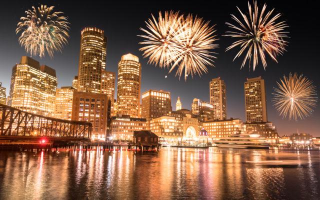 Illuminate the Harbor Fireworks