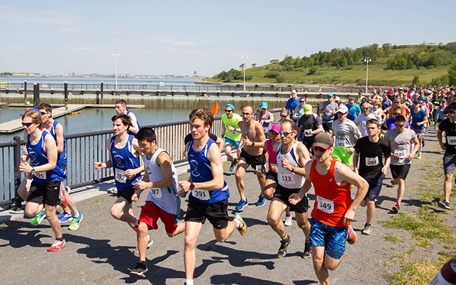 Spectacle Island 5K