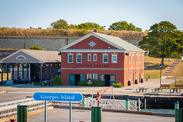 Georges Visitor Center