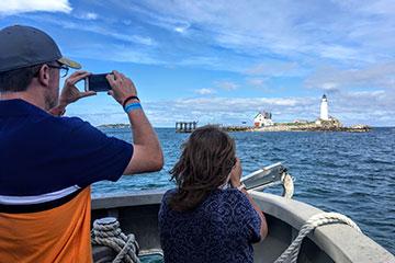 Lighthouse Tour Activities