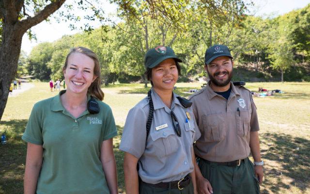 Park Staff DCR