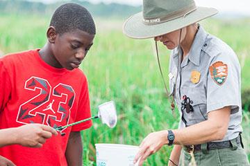 Thompson Marsh Exploration Dan Squire Activities