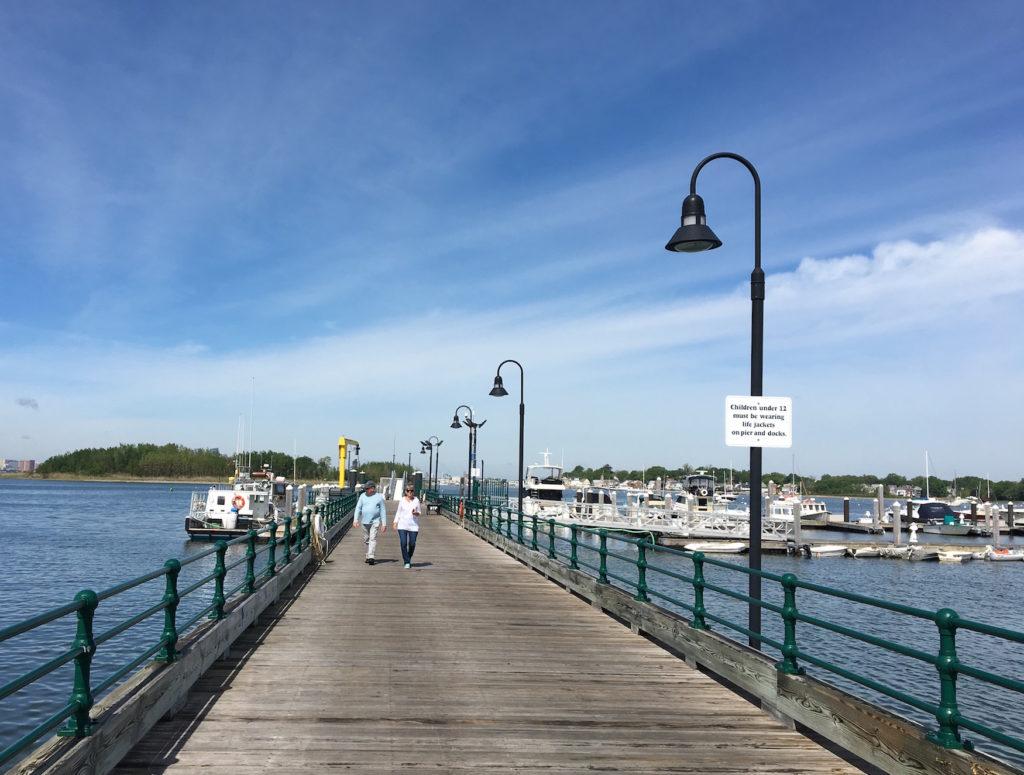 Winthrop Town Dock