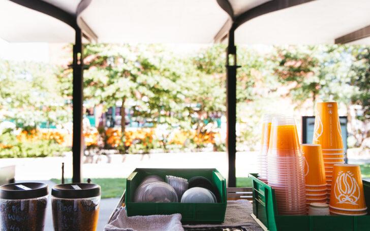 Night Shift Coffee Cart